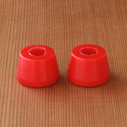 Bear Cone 90a Bushings - Red