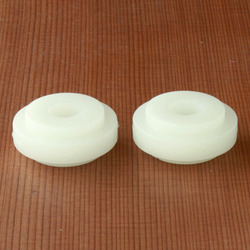 Bear Double Stepped Barrel 82.5a Bushings - White