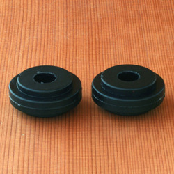 Bear Double Stepped Barrel 85a Bushings - Black