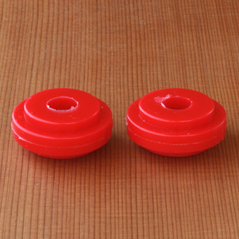 Bear Double Stepped Barrel 90a Red Bushings