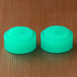 Bear Stepped Barrel 60a Bushings - Teal